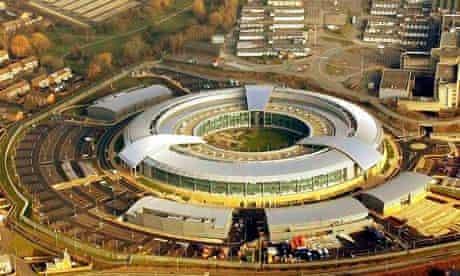 GCHQ monitoring controversy