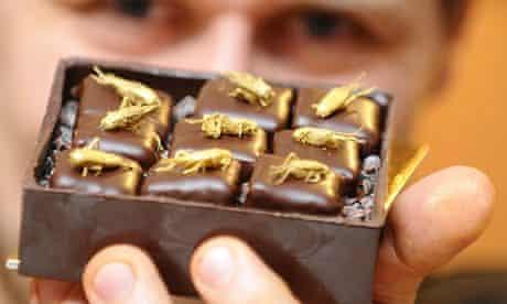 French chocolate-maker Sylvain Musquar