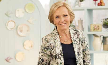 Mary Berry, The Great British Bake Off