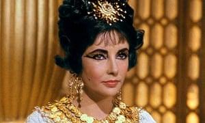 ELIZABETH TAYLOR ELIZABETH TAYLOR Elizabeth Taylor, Cleopatra