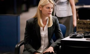 Carrie Mathison in Homeland
