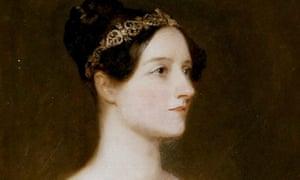 Painting of mathematician Ada Lovelace