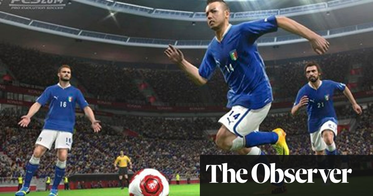 Pro Evolution Soccer 2014 – review | Games | The Guardian