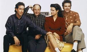 Julia Louis-Dreyfus as Elaine Benes in Seinfeld