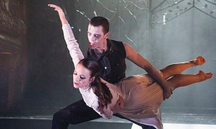 Mark Bruce Company: Dracula at Wilton's Music Hall