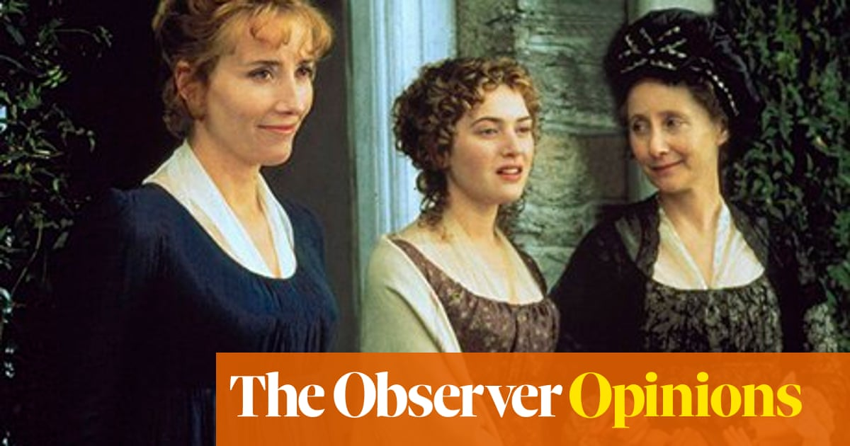 Should we rewrite Austen? | Opinion | The Guardian