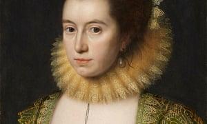 Lady Anne Clifford portrait
