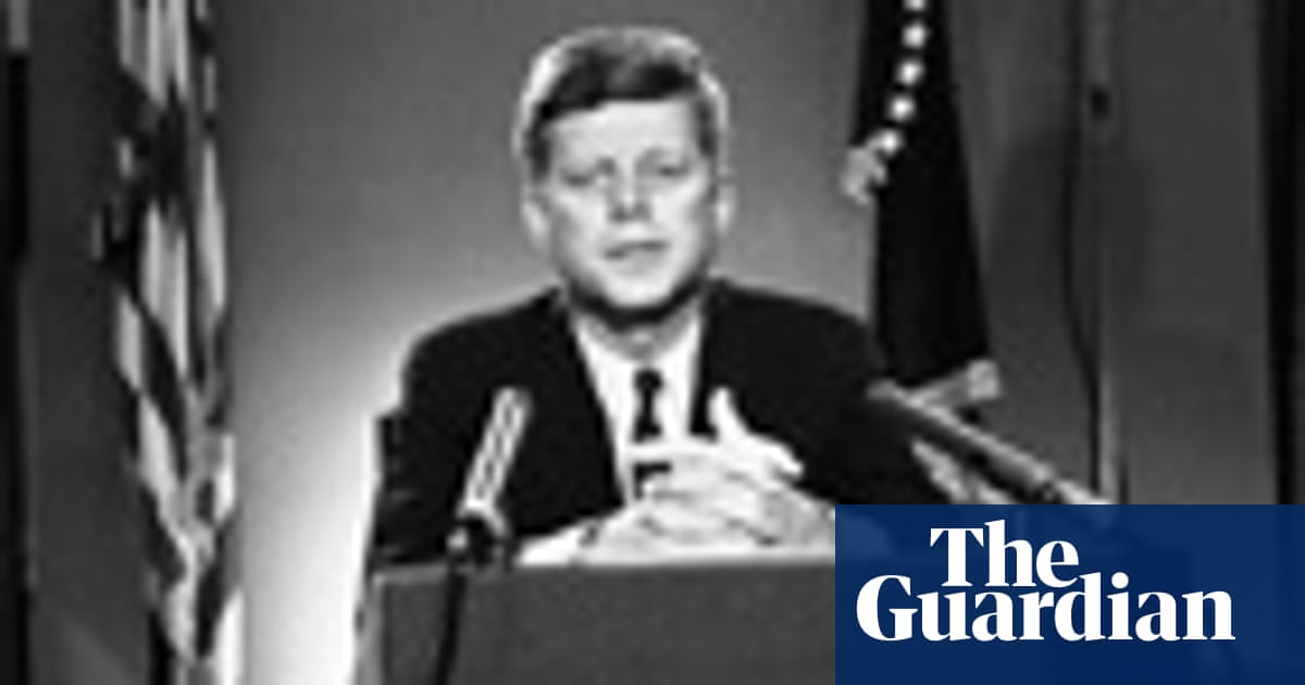John F Kennedy: Ask not what your country can do for you | From the