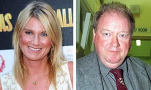 Sally Bercow and Lord McAlpine