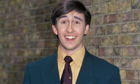 Steve Coogan as Alan Partridge