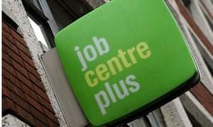 Employment figures job centre plus
