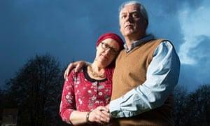 David MacIsaac and his wife Susan McKay