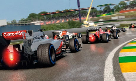 F1 2013 – review | Games | The Guardian