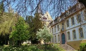 The WHU-Otto Beisheim school in Vallendar, Germany, where Moritz Erhardt studied after turning down