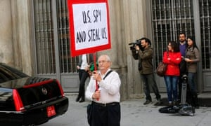 Spain colluded in NSA spying on its citizens, Spanish