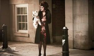 Helena Bonham Carter in M&S ad