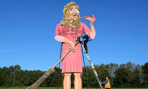 Katie Kopkins effigy to be burned at Edenbridge bonfire