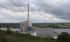 Krümmel nuclear power plant