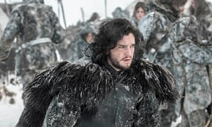 Jon Snow … so cold and yet so hot.
