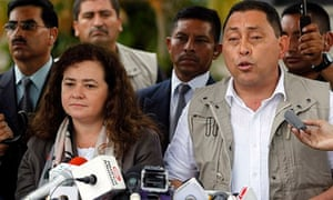 Guatemala attorney general Claudia Paz y Paz