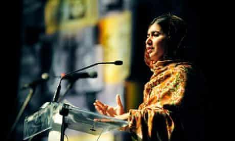 Malala Amnesty award