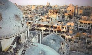Homs mosque