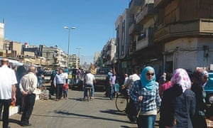 Homs market