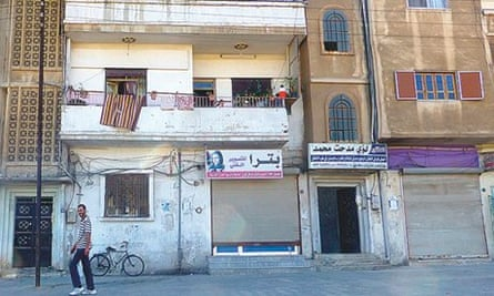 Homs site of three deaths