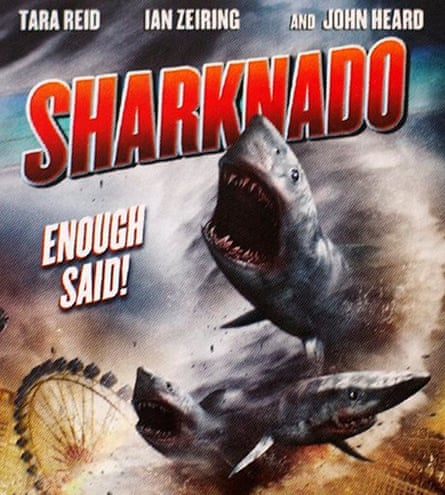 Sharknado film poster