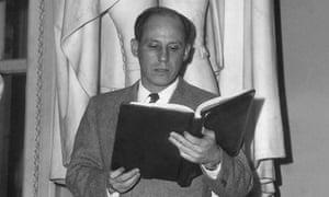 Robert Pirosh, ad man turned Hollywood scriptwriter.