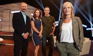 Channel 4's Sex Box: Phillip Hodson, Tracey Cox, Dan Savage and Mariella Frostrup