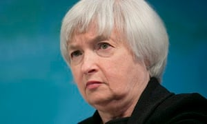 Janet Yellen, nominated by Barack Obama to be head of US Federal Reserve.