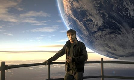 Richard Hammond does everything but build a planet.