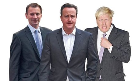 Hunt, Cameron and Johnson