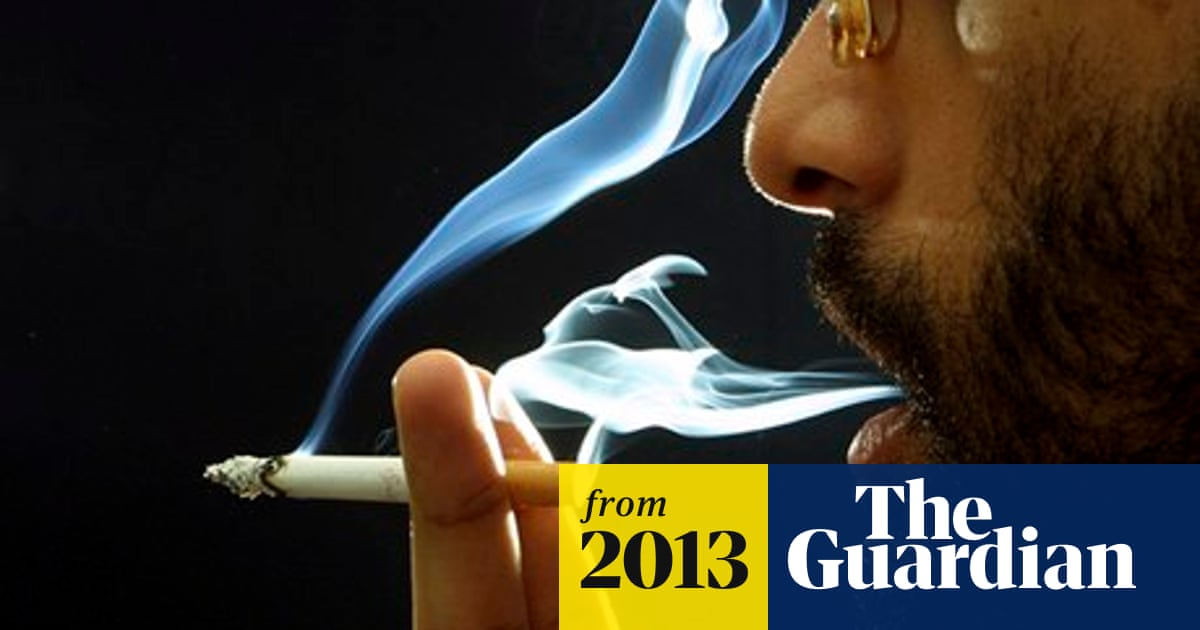 Heavy smokers cut down or quit after magnetic brain stimulation, study finds