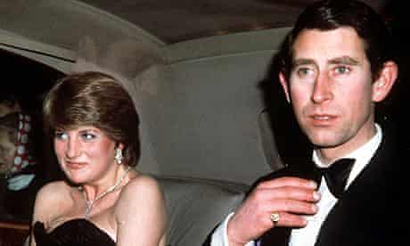 Charles and Diana 1981