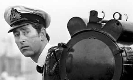 Prince Charles  navy