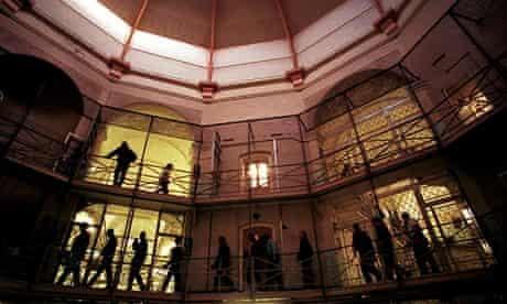 Wandsworth prison, London