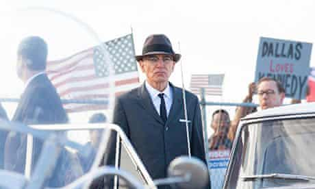 Billy Bob Thornton in Parkland.