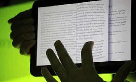 The Google Books app