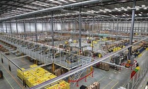 Amazon v Apple: business models compared | Technology | The