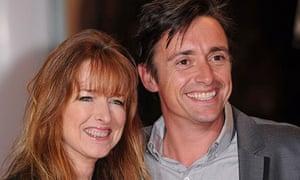 Richard Hammond and wife Mindy