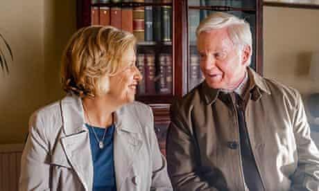 Celia and Adam in Last Tango in Halifax