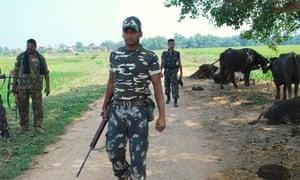 Bihar state bomb attack