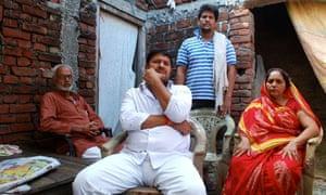 Relatives of Sunil Pandey