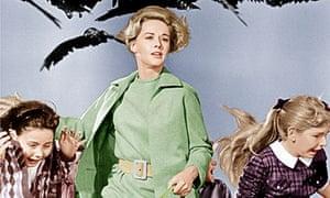 Tippi Hedren in The Birds.