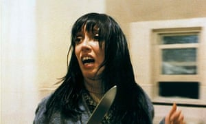 Shelley Duval in The Shining.