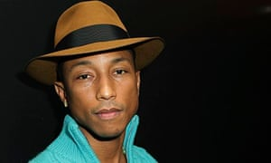 low priced c2881 d5410 Pharrell Williams  why has he made a 24-hour-long music video