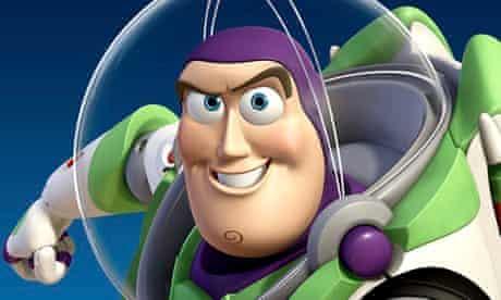 Buzz Lightyear from Toy Story 3