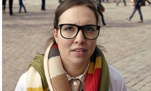 Osgood … the ultimate fangirl.